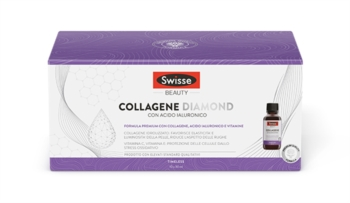 Swisse Collagene Diamond con acido ialuronico 10 flaconi da 30 ml