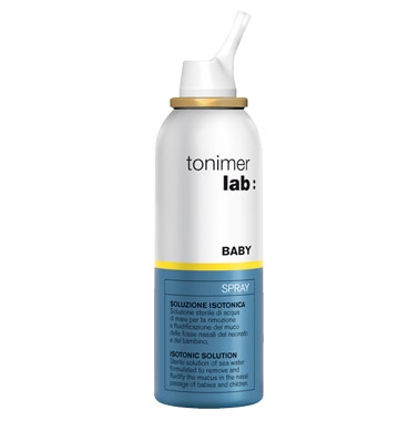 offerta Ganassini Linea Tonimer Lab Normal Baby Soluzione Isotonica Sterile Spray 100 ml