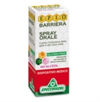Specchiasol Linea Difesa Vie Respiratorie EPID Barriera Spray No Alcool 15 ml