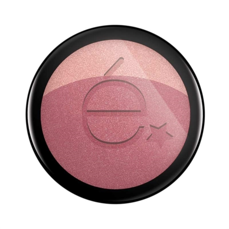 Rougj Linea Make-up Etoile Blush Duo Trucco Viso Compatto Luminoso Pesca/Orchid