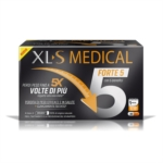 XLS Medical Linea Dispositivi Medici Forte 5 Controllo del Peso 180 Capsule